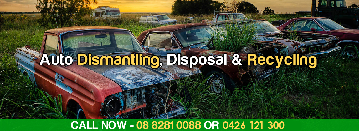 Auto Recycling Flyer