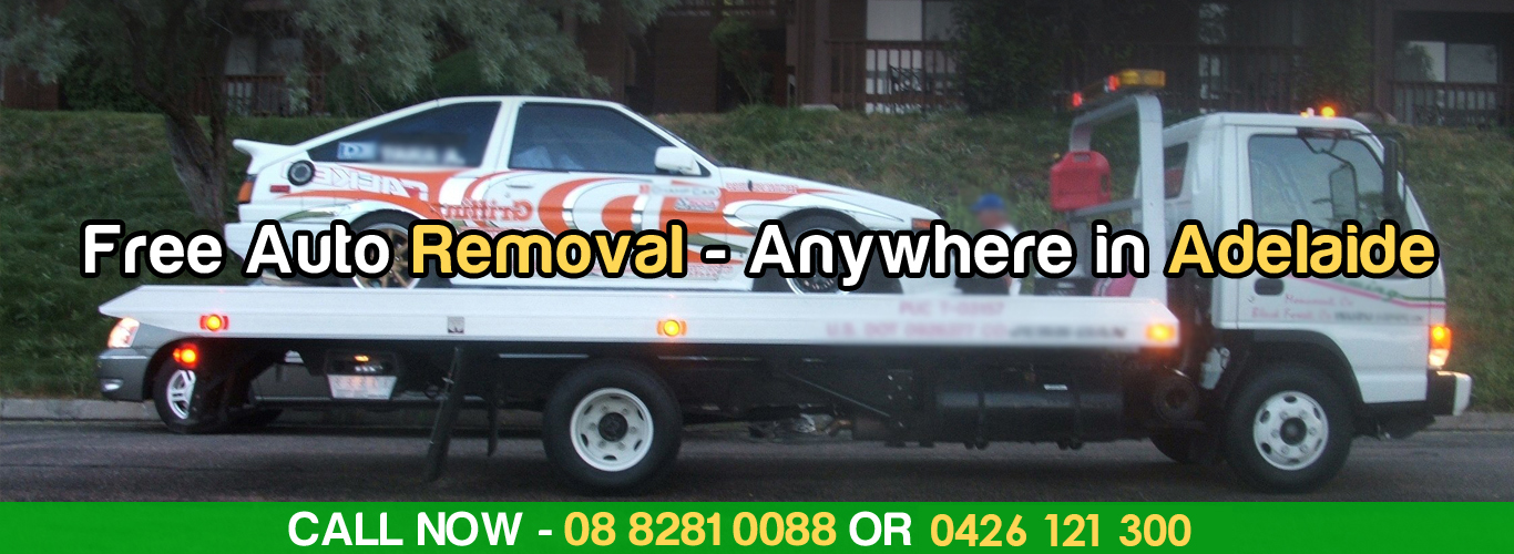 free auto removal