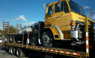 truck-wrecking-adelaide-sa-flyer
