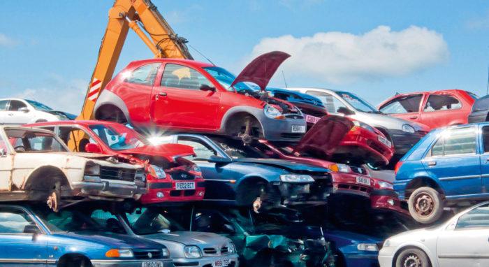 junk car process